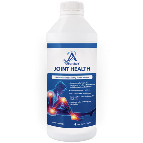 Arborvitae Joint Health in Australia at Blooms The Chemist