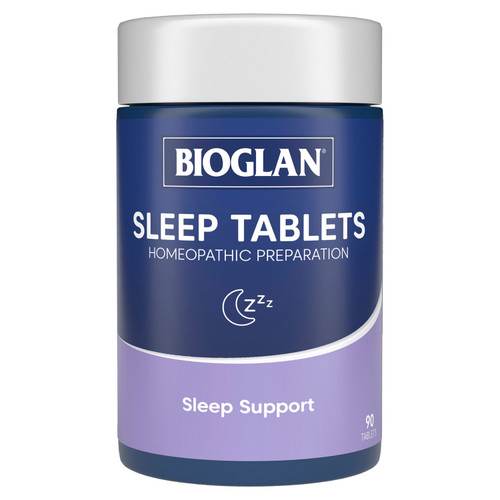 Bioglan Sleep Tablets online in Australia at Blooms The Chemist