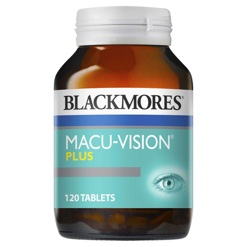 Blackmores Macu Vision Plus in Australia at Blooms The Chemist