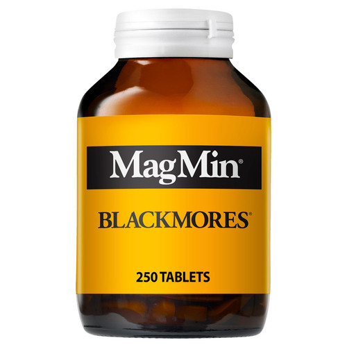 Blackmores MagMin Tablets in Australia online at Blooms The Chemist