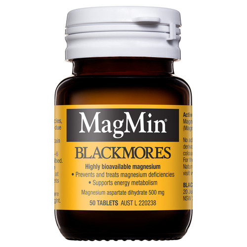 Magmin Tablets in Australia online at Blooms The Chemist