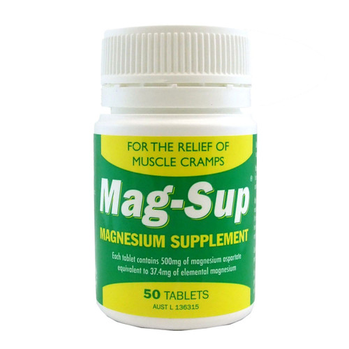 Mag Sup Magnesium Tablets online in Australia at Blooms The Chemist