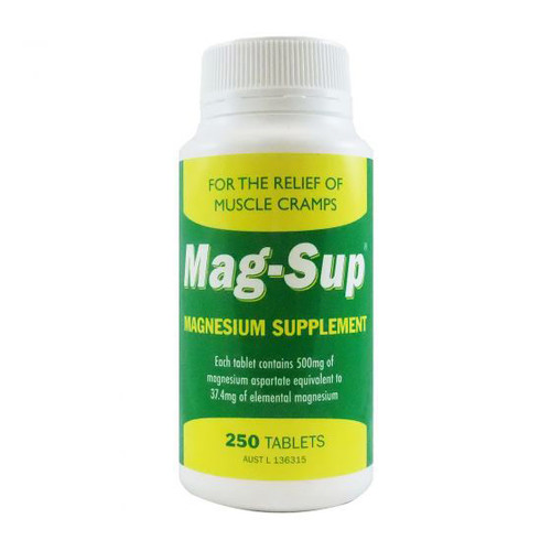 Mag-Sup Magnesium 500mg in Australia at Blooms The Chemist
