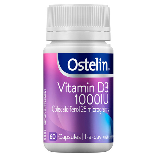 Ostelin Vitamin D3 in Australia at Blooms The Chemist
