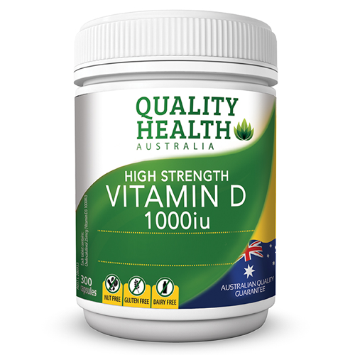 Quality Health Vitamin D in Australia at Blooms The Chemist