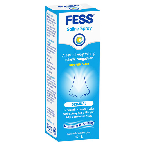 Fess Nasal Spray in Australia at Blooms The Chemist
