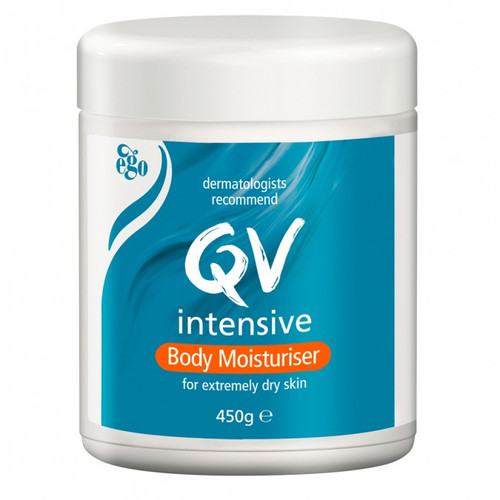 QV Intensive Body Moisturiser 450g in Australia at Blooms The Chemist