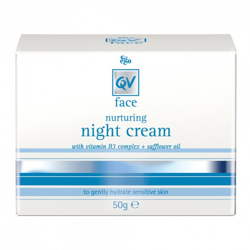 Ego QV Face Nurturing Night Cream in Australia at Blooms The Chemist