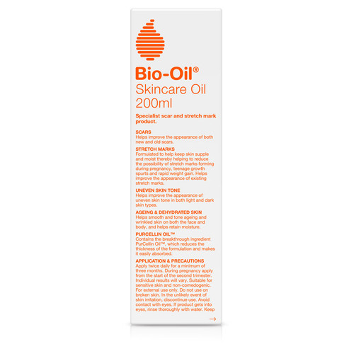 Bio Oil 200ml online at Blooms The Chemist