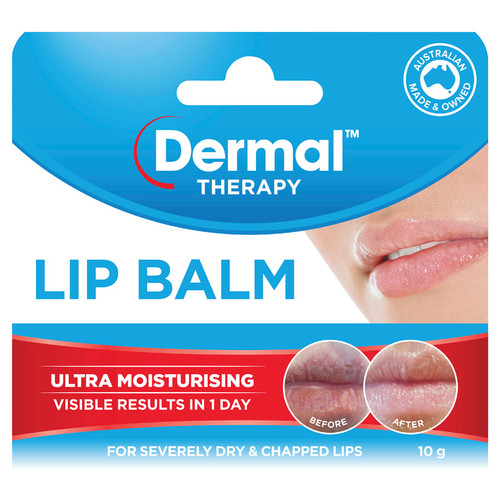 Dermal Lip Balm in Australia at Blooms The Chemist