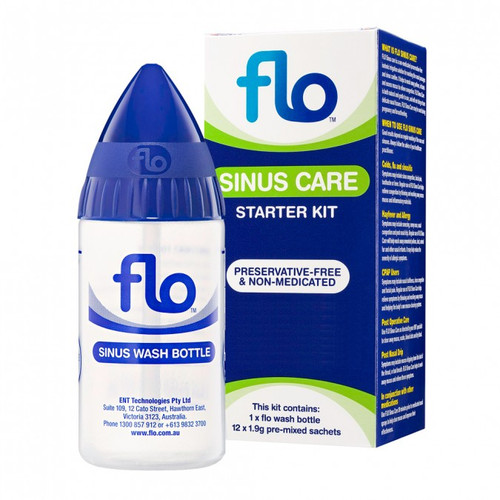 Flo Sinus Care Starter Kit in Australia at Blooms The Chemist