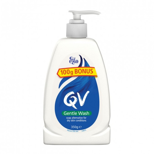 125962 Ego QV Gentle Wash 350g