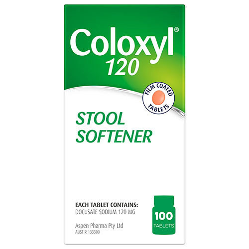 Coloxyl Tablets online at Blooms The Chemist