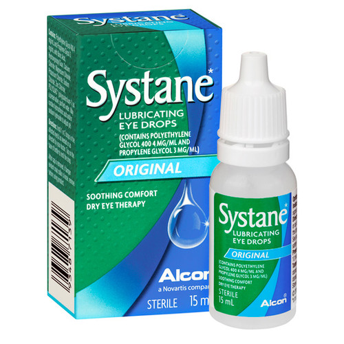 Systane Lubricating Eye Drops online at Blooms The Chemist