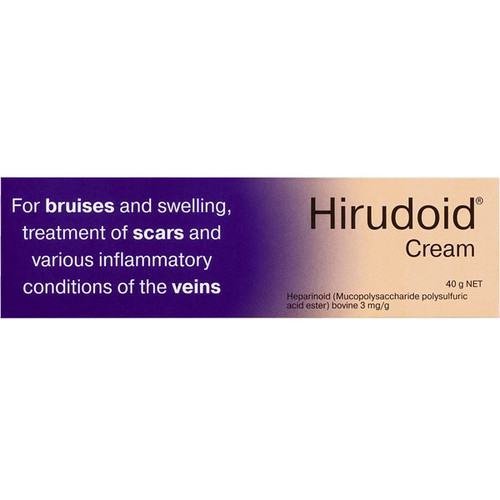 Hirudoid Cream Australia Online at Blooms The Chemist