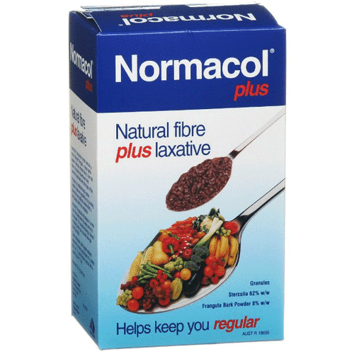 Normacol Plus 500g online at Blooms The Chemist