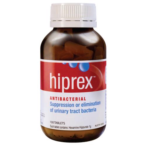 Hiprex 1g Tablets 100 online at Blooms The Chemist