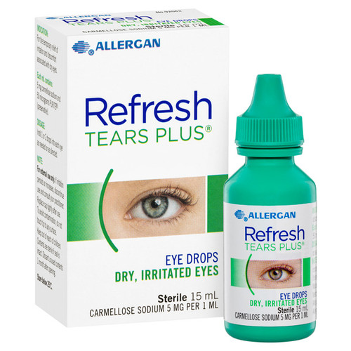 Refresh Tears Plus in Australia at Blooms The Chemist