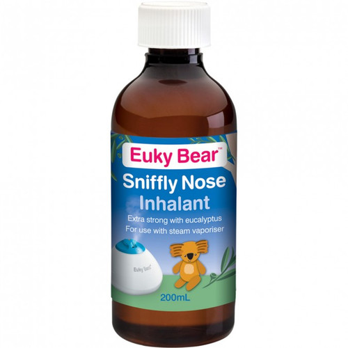 Euky Bear Sniffly Nose online at Blooms The Chemist
