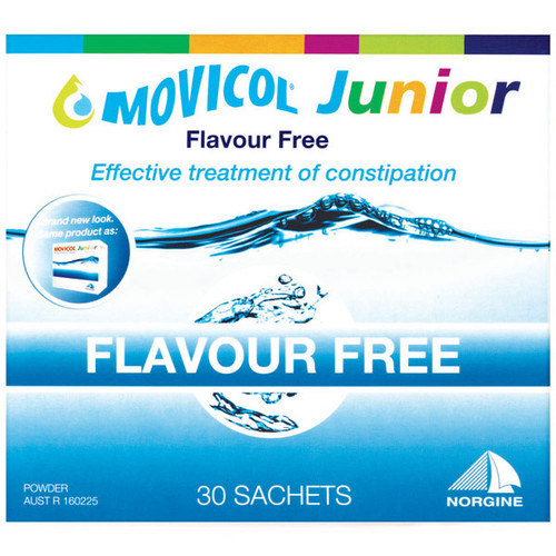 Movicol Powder Flavour Free 6.563g - 30 Sachets