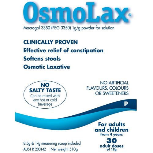 Osmolax online at Blooms The Chemist