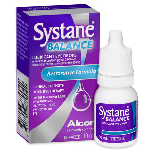 Systane Balance Eye Drops in Australia at Blooms The Chemist