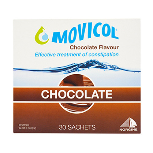 Movicol Chocolate online at Blooms The Chemist