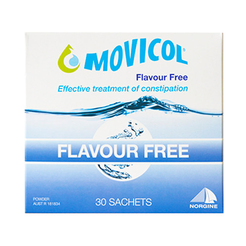 Movicol Flavour Free at Blooms The Chemist