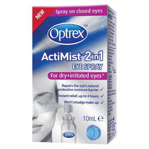 Optrex Actimist Dry Eye in Australia at Blooms The Chemist
