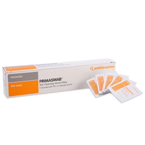 Primaswab Cleansing Wipes in Australia at Blooms The Chemist