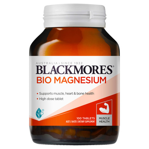 Blackmores Bio Magnesium Online at Blooms the Chemist