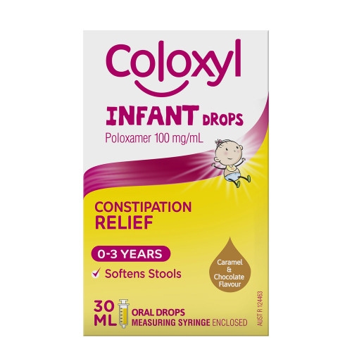 Coloxyl Drops in Australia at Blooms the Chemist