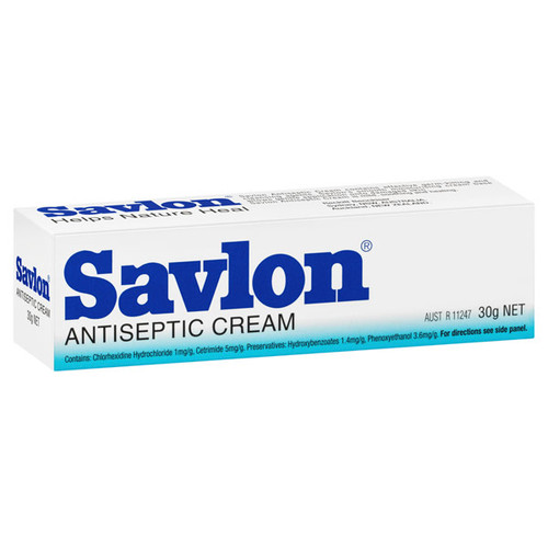 Savlon Cream in Australia at Blooms the Chemist