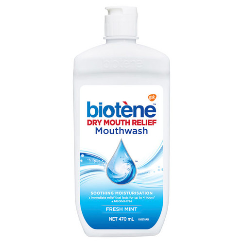 Biotene Mouthwash Online at Blooms the Chemist