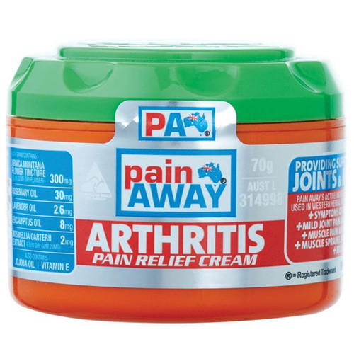 Pain Away Cream Online at Blooms the Chemist