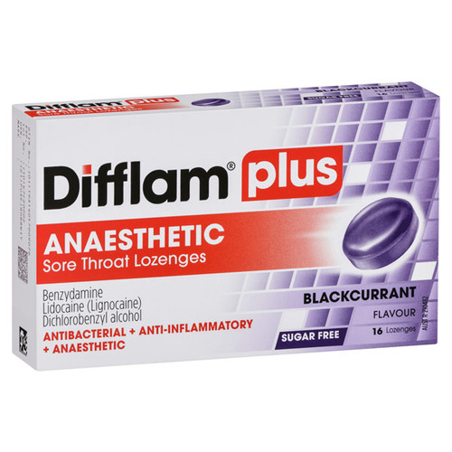 Difflam Plus Anaesthetic in Australia at Blooms the Chemist