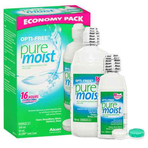 Opti Free PureMoist Economy Pack in Australia at Blooms the Chemist