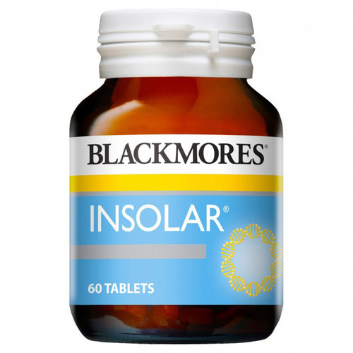 Blackmores Insolar in Australia at Blooms the Chemist