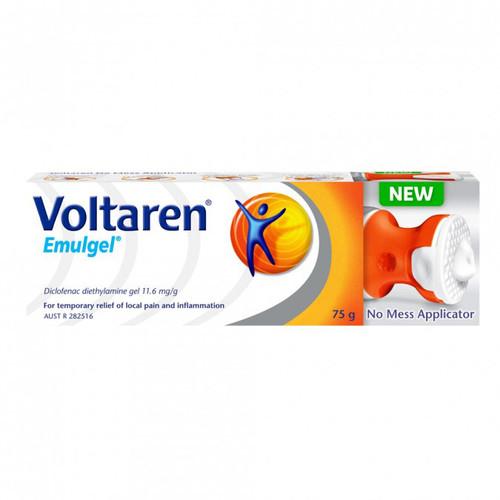 Voltaren Emulgel 75g online at Blooms the Chemist
