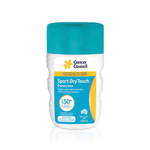 Cancer Council Dry Touch online at Blooms the Chemist