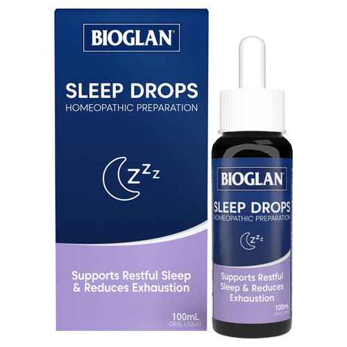Bioglan Sleep Drops in Australia at Blooms the Chemist