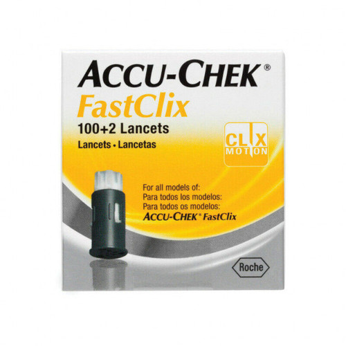 Accu-Chek Fastclix online at Blooms The Chemist