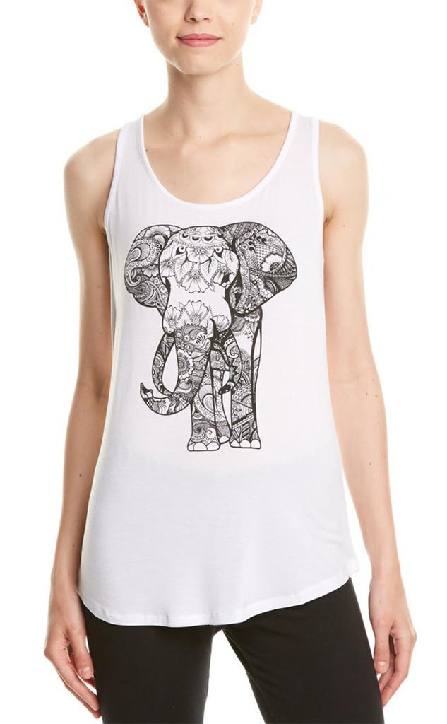 WHITE ELEPHANT TANK