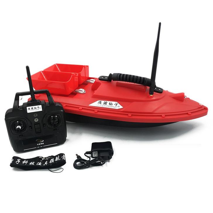 T188 rc fishing boat 500m smart rc bait fishing boat