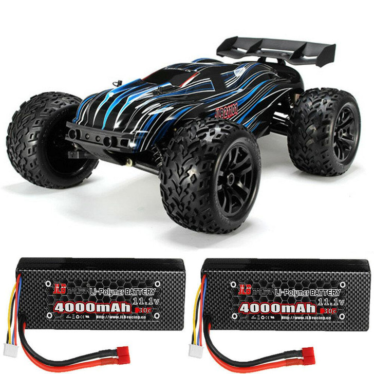 JLB w/ 2 Batteries 120A Upgrade  RTR fast rc cars