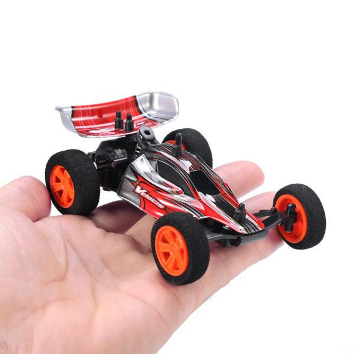 ZINGO VEIOCIS mini rc car 1/32 2.4G Racing Multilayer in Parallel Operate USB Charging Edition Formula RC Car Indoor Toys