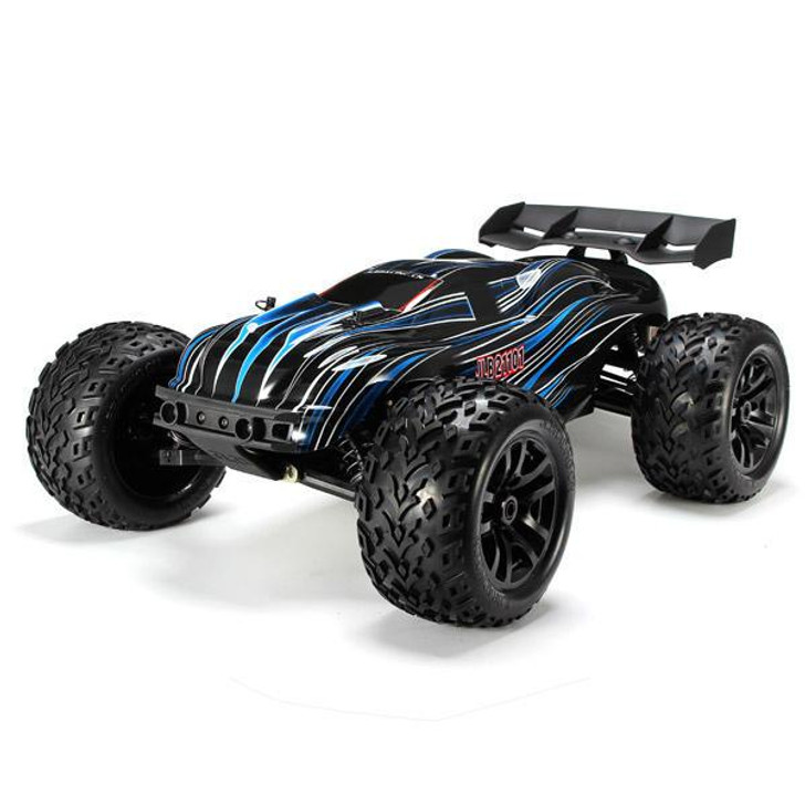 JLB 120A Upgrade  RTR fast rc cars 1/10 Brushless RC Car Truggy 21101 RTR RC Toys