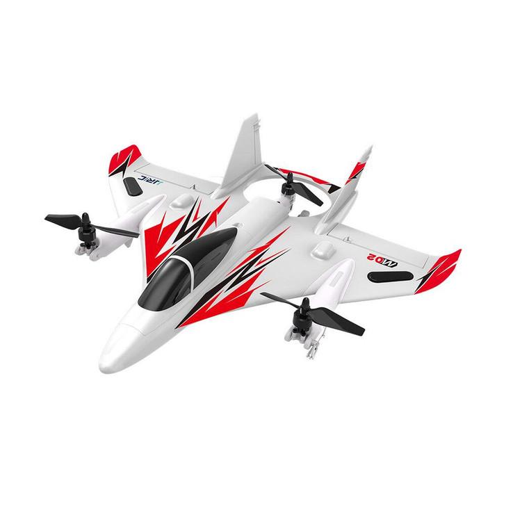 JJRC M02 Rc Foam Glider Glider Six-way Multifunctional Vertical Takeoff and Landing