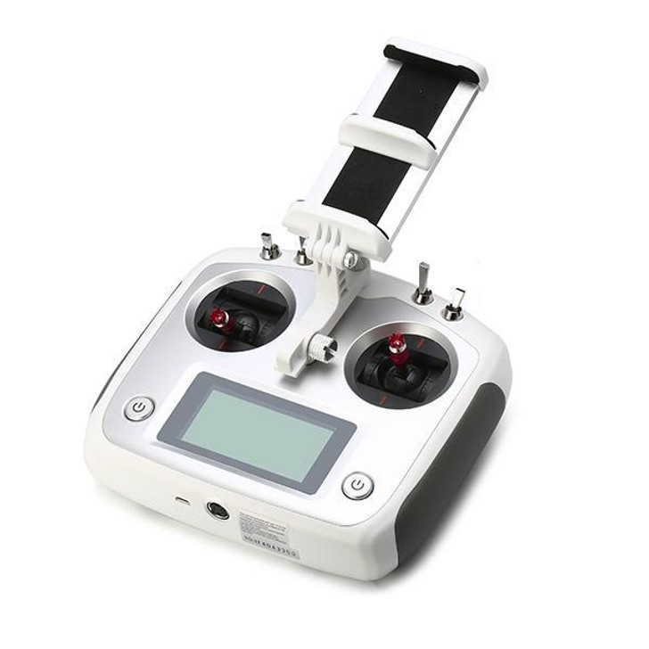 Flysky i6S remote control 2.4G 10CH for multi-axis helicopter with IA6B receiver and holder