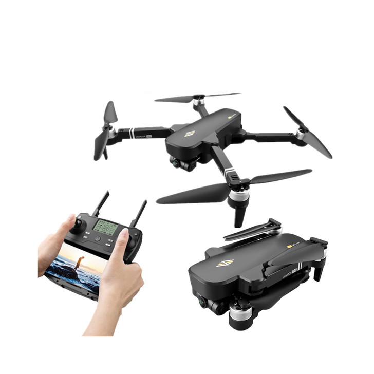 8811 Aviator Pro drone with a two-axis gimbal, 6K HD camera, GPS brushless motor